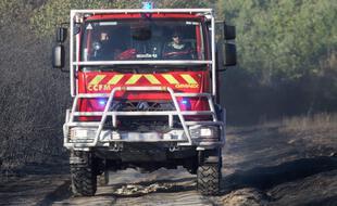 De gros moyens ont été déployés par les pompiers de la Haute-Garonne lors de leur intervention du  mercredi 2 septembre à Villaudric.