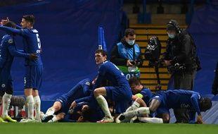 Mason Mount a marqué le deuxième but qui assure la qualification de Chelsea pour la finale de la Ligue des champions.