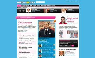 Le site Médiamass crée de faux articles sur les célébrités.