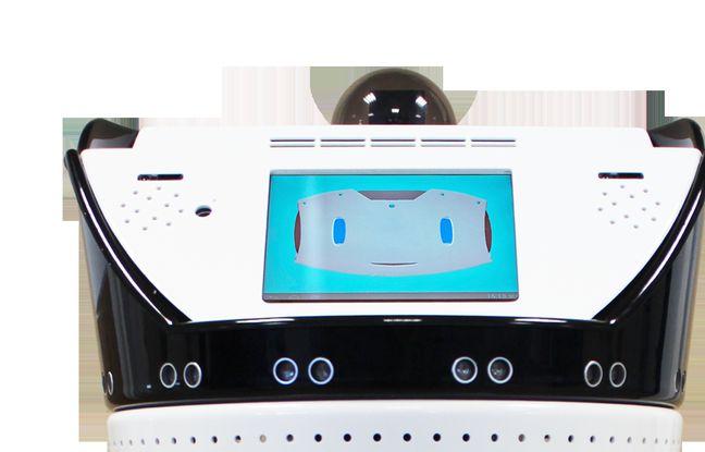Diya One, le robot qui rend votre air plus sain.