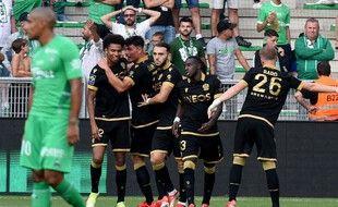 Les Verts sont derniers de Ligue 1 après leur nouvelle défaite, contre Nice, au stade Geoffroy-Guichard.