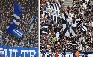 Coupe de la Ligue: Critiquée, la compétition motive plus que jamais les supporters de Strasbourg et Bordeaux