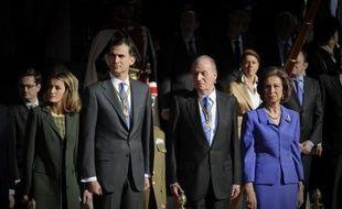 La Maison Royale espagnole a publié mercredi le détail de ses comptes pour la première fois, un geste visant la transparence et décidé en plein scandale de corruption éclaboussant le gendre du roi Juan Carlos.