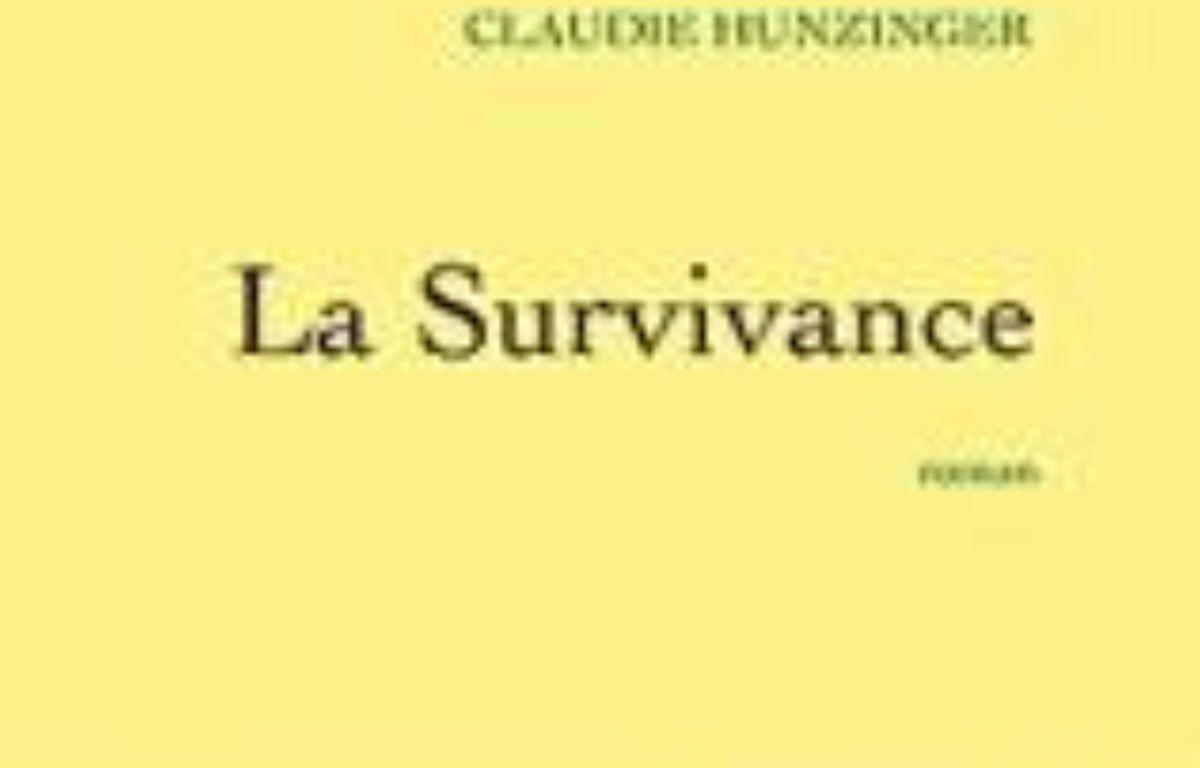 La Survivance – Le choix des libraires