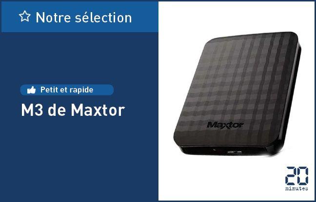M3, Maxtor