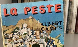 Le roman « La Peste » d'Albert Camus est beaucoup lu ou relu pendant le confinement.