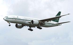 Un avion de la compagnie Pakistan International Airlines (Illustration).