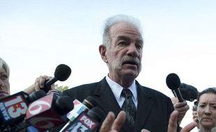 Le pasteur Terry Jones, l'homme qui voulait brûler le Coran, en septembre 2010.