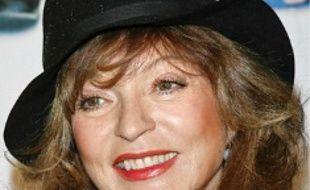 La comédienne française en 2009.