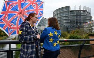 Les anti-Brexit étaient des centaines de milliers dans les rues de Londres ce samedi 19 octobre.