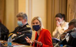 Agnès Pannier-Runacher, la ministre déléguée à l'Industrie.
