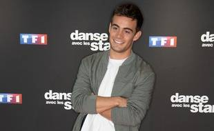 Clement Remiens pour «Danse avec les Stars 2018» TF1 à Paris, France.