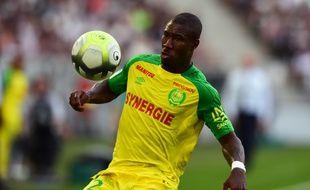 Nakoulma a inscrit son premier but de la saison avec le FC Nantes à Bordeaux.