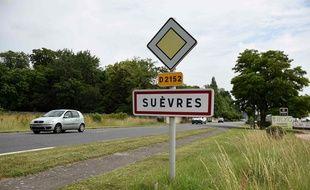 Le corps de la fillette a été retrouvé dans cette commune, située près de Blois, en 1987.