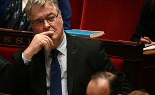 Jean-Paul Delevoye, le 10 décembre 2019 à l'Assemblée.