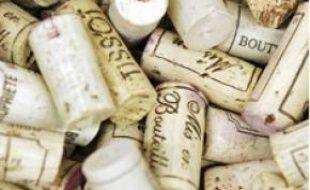 2,4 milliards de bouchons en liège sont vendus en France chaque année.