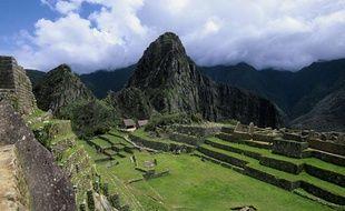 Le sommet du Machu Pichu, au Pérou.