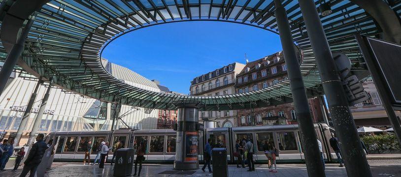 Strasbourg: Le big bang des valideurs du tram n'est pas encore terminé