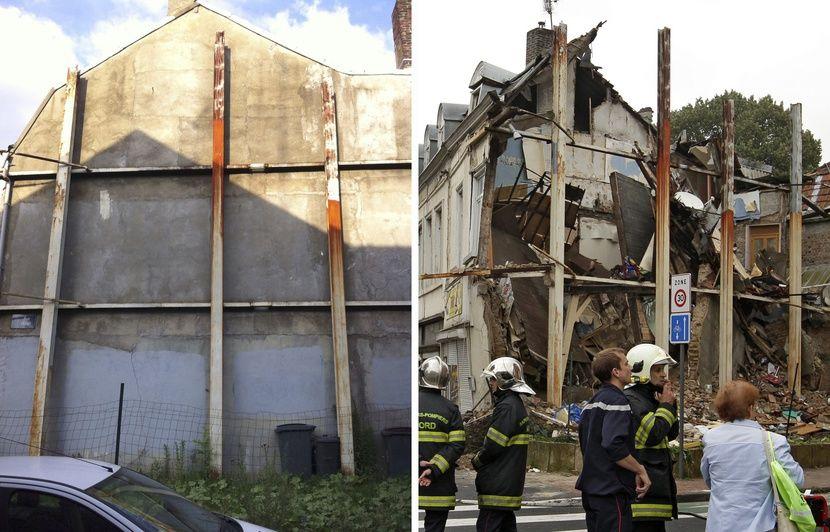 Lille: La mairie et la métropole citées à comparaître pour l'effondrement meurtrier d'une maison