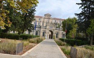 L'internat d'excellence de Montpellier.