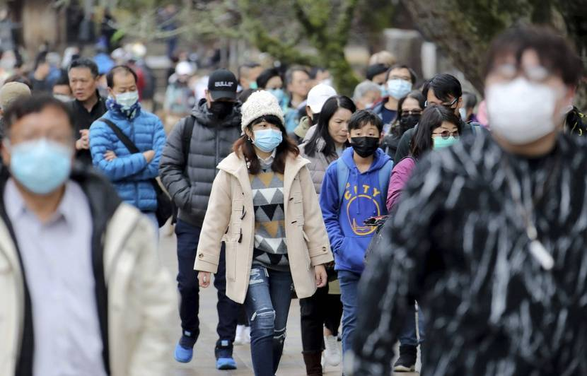 masque japonais virus