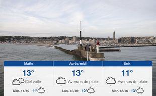 Météo Le Havre: Prévisions du samedi 10 octobre 2020