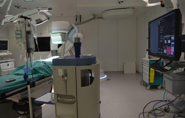 Caméras en hauteur, grand écran sur le côté font partie des outils qui seront utilisés.
