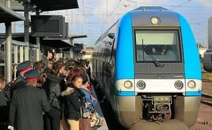 Devenus attractifs grâce à la création de nouvelles dessertes, les trains régionaux attirent de plus en plus.