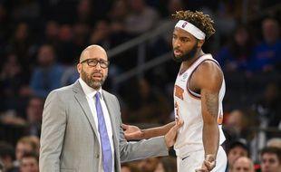 David Fizdale n'est plus l'entraîneur des Knicks