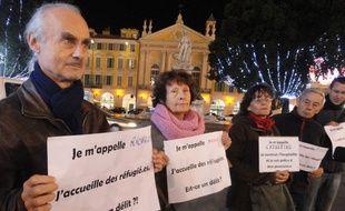 Les associations de défense des droits humains soutiennent la militante.