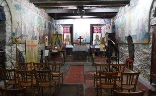 La chapelle orthodoxe de la Dormition de Nice est en danger.