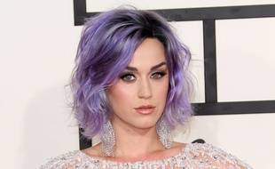 08 February 2015 - Los Angeles, California - Katy Perry. 57th Annual GRAMMY Awards held at the Staples Center. Photo Credit: AdMedia/ADMEDIA_adm_GrammyAwards2015_374/Credit:AdMedia/SIPA/1502091039