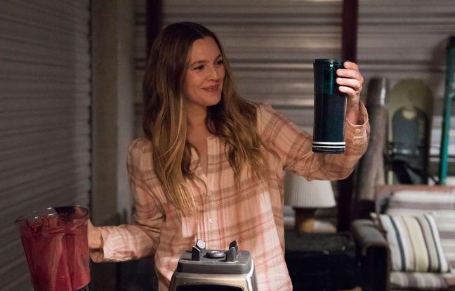 Drew Barrymore dans la nouvelle série Netflix «Santa Clarita Diet».