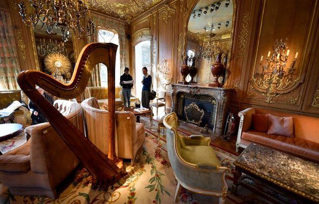 Enchères: Vente record pour le mobilier du Ritz, avec 7,3 millions d'euros récoltés