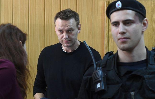 nouvel ordre mondial | Russie: Le principal opposant, Alexeï Navalny, annonce avoir été libéré
