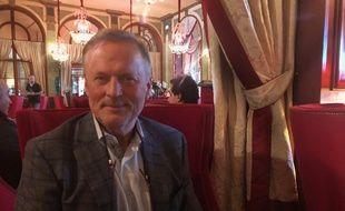 John Grisham au Festival de Deauvile