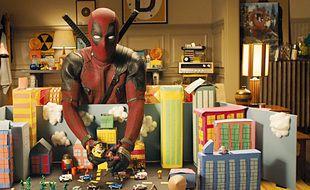L'acteur Ryan Reynolds dans «Deadpool 2»