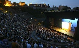 Les nuits de Fourvière au théâtre antique. CYRIL VILLEMAIN/20 MINUTES