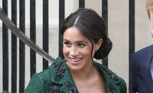 La duchesse de Sussex, Meghan Markle