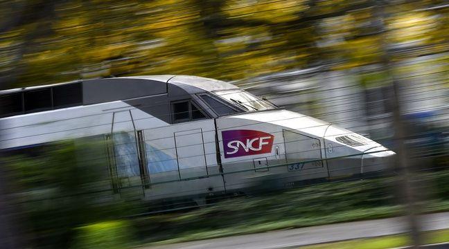 Nantes : Un TGV venant de Paris percute une personne, le trafic SNCF fortement perturbé - 20 Minutes