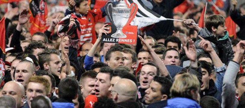 Près de 30.000 supporters rennais sont attendus au Stade de France pour la finale.