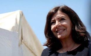 Anne Hidalgo est maire de Paris depuis 2014.