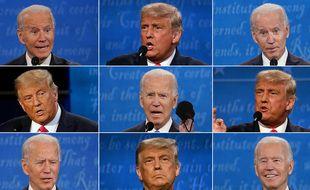 La course à la Maison Blanche se joue entre Joe Biden et Donald Trump.