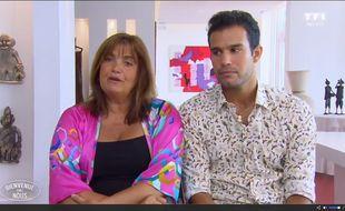 Pierre et Christine ont critiqué l'émission de TF1 « Bienvenue chez nous ».