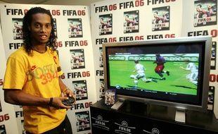 L'avatar de Ronaldinho devrait disparaître du jeu vidéo FIFA 20.