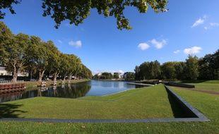 La ville de Strasbourg lance un plan d'actions pour devenir la capitale verte de l'Europe en 2019. (Ici, le parc du Heyritz)