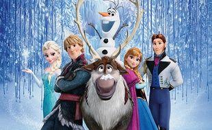 le temps passe et le succs de la reine des neiges ne se dment - Reine Neiges