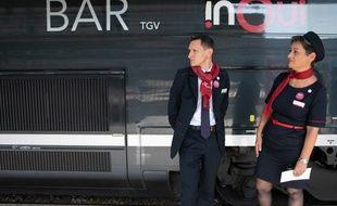 Trois tarifs désormais dans les TGV.