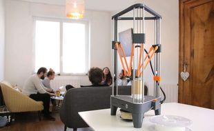 L'imprimante 3D Magis vendue 499 euros.