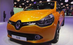 La Clio, la petite citadine de Renault (Illustration).